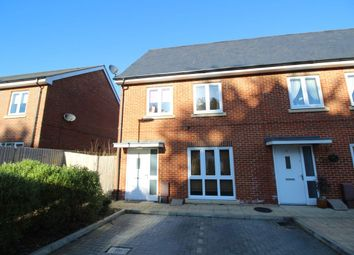 Thumbnail 3 bed terraced house for sale in Leonard Close, Waterlooville