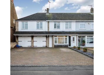 Thumbnail 5 bed semi-detached house for sale in Hythe Road, Willesborough, Ashford, Kent