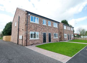 Thumbnail 4 bed semi-detached house for sale in Chestnut Avenue, Armthorpe, Doncaster