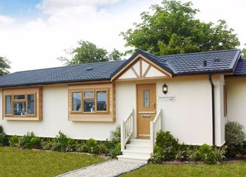 Thumbnail 2 bed mobile/park home for sale in Whitehaven Home Park, Blackfield, Southampton