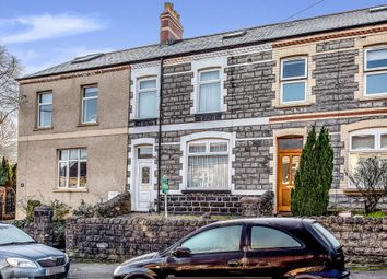 Thumbnail 3 bedroom terraced house for sale in Queens Road, Penarth