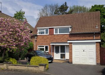 Thumbnail 3 bedroom detached house for sale in Carisbrooke Avenue, South Knighton, Leicester