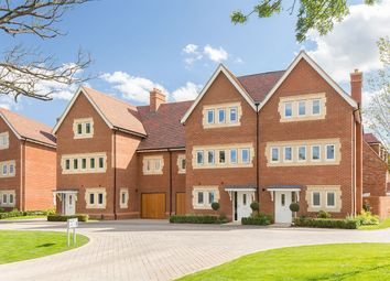 "Thumbnail 4 bed terraced house for sale in ""The Cavalry"" at Maurice Brown Close, Inglis Barracks, London"