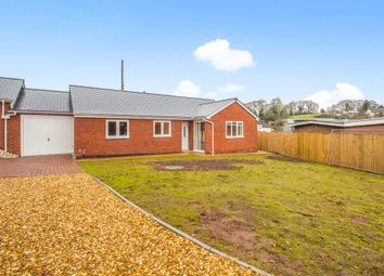 Thumbnail 2 bed detached bungalow for sale in Old Court Bank, Whitchurch, Ross-On-Wye