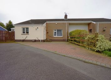 Thumbnail 3 bed semi-detached bungalow for sale in Edenvale Crescent, Newtownards