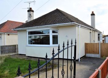 Thumbnail 2 bed detached bungalow for sale in Gillian Drive, Rhyl