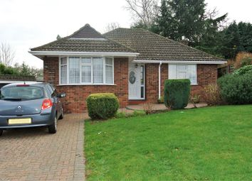 Thumbnail 2 bed bungalow for sale in Sandalwood Avenue, Chertsey