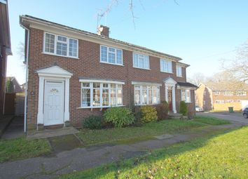 3 bed semi-detached house for sale in Home Meadows, Billericay, Essex CM12