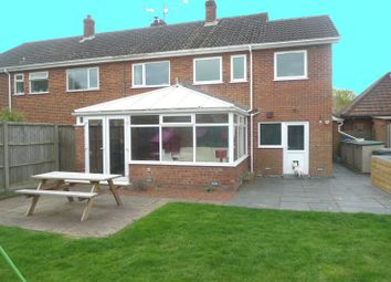 Thumbnail 4 bedroom property for sale in New Road, Acle, Norwich