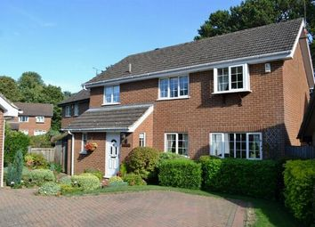 Thumbnail 4 bed detached house for sale in Squires Walk, Spinney Hill, Northampton