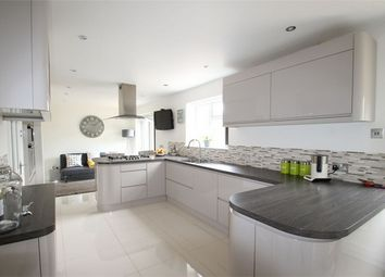 Thumbnail 4 bed semi-detached house for sale in Hazel Avenue, Guildford, Surrey