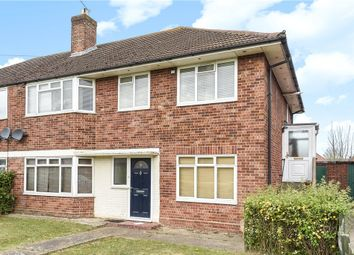 Thumbnail 3 bed maisonette for sale in Newbury Way, Northolt, Middlesex