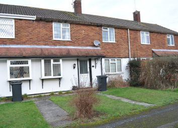 Thumbnail 3 bed terraced house for sale in Constable Road, Upper Stratton, Swindon, Wiltshire