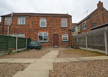 Thumbnail 2 bed terraced house to rent in High Street, Crowle, Scunthorpe