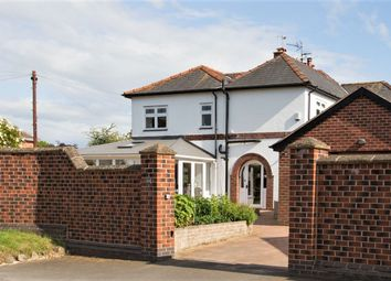 Thumbnail 4 bed detached house for sale in Wynnstay Lane, Marford, Wrexham