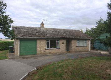 Thumbnail 2 bed detached bungalow for sale in Nordelph, Downham Market, Norfolk