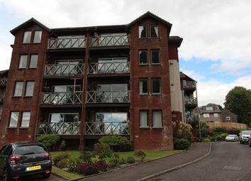Thumbnail 2 bed flat for sale in Waters Edge Court, Rhu