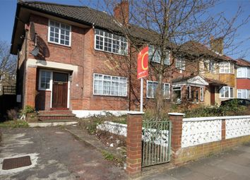 Thumbnail 4 bed detached house to rent in St. Dunstans Avenue, London