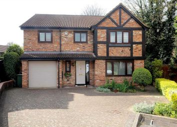 Thumbnail 4 bed detached house for sale in Medwick Mews, Hemel Hempstead