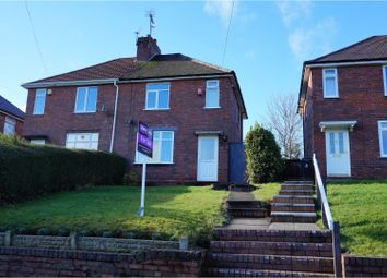 Thumbnail 2 bed semi-detached house for sale in Hillbank Road, Halesowen