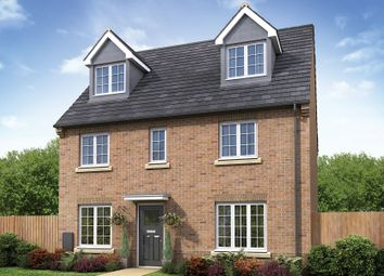 Thumbnail 5 bed detached house for sale in Field View Drive, Auckley, Doncaster