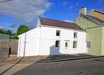 Thumbnail 2 bed semi-detached house for sale in Carmel, Nr. Cross Hands, Carmarthenshire