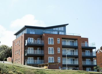 Thumbnail 2 bed flat for sale in The Lookout, Holbeck Hill, Scarborough