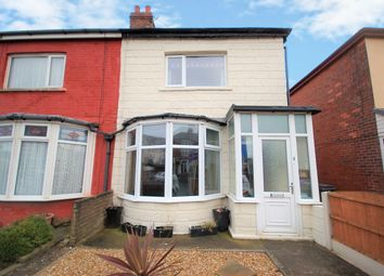 Thumbnail 2 bed end terrace house for sale in Sowerby Avenue, Blackpool, Lancashire