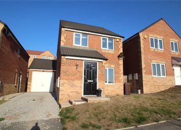 Thumbnail 3 bed detached house for sale in Plowes Way, Knottingley, West Yorkshire