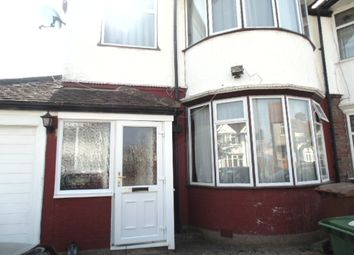 Thumbnail 3 bed terraced house to rent in Torver Road, Harrow-On-The-Hill, Harrow