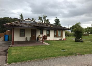 Thumbnail 2 bed detached bungalow for sale in Highland Park Private Retirement Village, Barbaraville, Invergordon