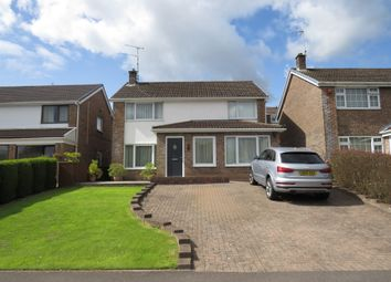Thumbnail 4 bed detached house for sale in Ffordd Y Gollen, Tonteg, Pontypridd