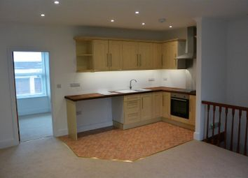 Thumbnail 1 bed flat to rent in Western Terrace, Bodmin