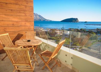 Thumbnail 2 bed apartment for sale in Budva, Montenegro