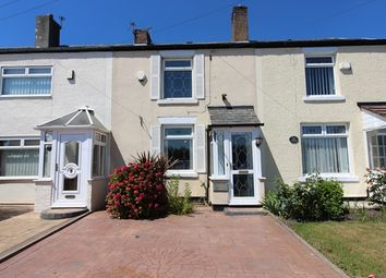 Thumbnail 2 bed terraced house to rent in Bury & Bolton Road, Radcliffe, Manchester