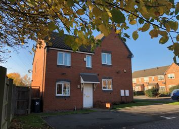 Thumbnail 2 bed semi-detached house for sale in Princethorpe Road, Willenhall