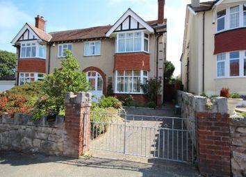 Thumbnail 4 bedroom property for sale in Bodelwyddan Avenue, Old Colwyn, Colwyn Bay