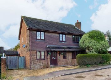 Thumbnail 4 bed detached house to rent in Pinewood Road, Ash, Aldershot
