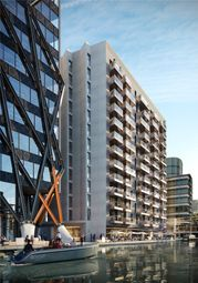Thumbnail 2 bed flat for sale in 3 Canalside Walk, North Wharf Road, London