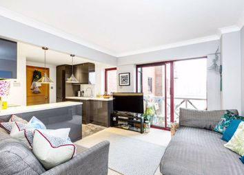 Thumbnail 2 bed flat to rent in Watermans Quay, Fulham, London