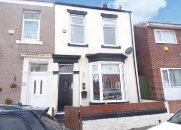 Thumbnail 3 bed terraced house for sale in Pollard Street, South Shields