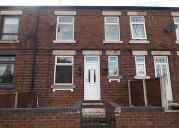 Thumbnail 3 bed terraced house for sale in Devonshire Terrace, Holmewood, Chesterfield, Derbyshire