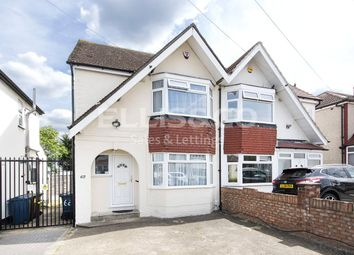 Thumbnail 3 bed semi-detached house for sale in Aldridge Avenue, Stanmore, Middlesex