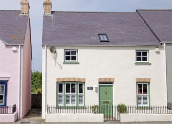 Thumbnail 3 bed semi-detached house for sale in Cartref Clyd, 3 Gerddi Windsor, Newport, Pembrokeshire