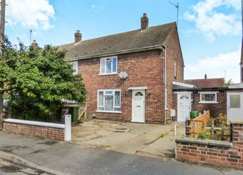 Thumbnail 2 bedroom end terrace house for sale in Worcester Road, Wisbech