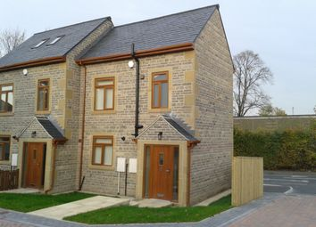 Thumbnail 2 bed semi-detached house to rent in Barraclough Yard, Butcher Lane, Rothwell, Leeds