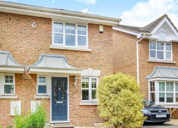 Thumbnail 2 bed semi-detached house for sale in Sunlight Close, London