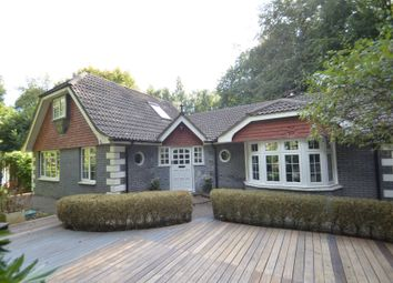 Thumbnail 4 bed detached house for sale in Alverstone Road, Alverstone