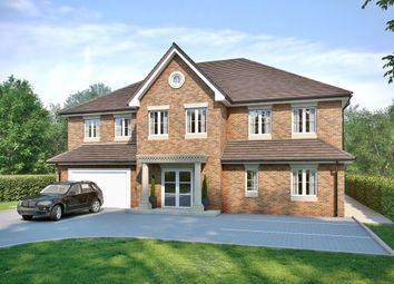Thumbnail 4 bed detached house for sale in Solent Drive, Warsash, Southampton