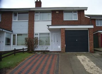 Thumbnail 3 bed semi-detached house to rent in Aldenham Road, Guisborough